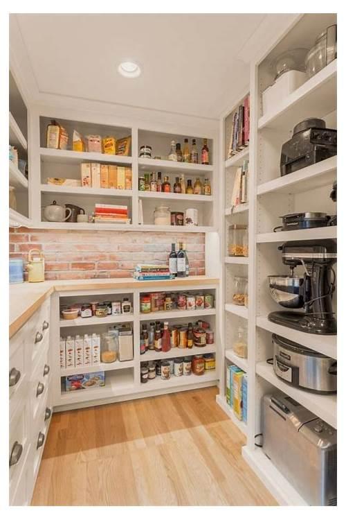 Fancy Kitchen Pantry kitchen design & decor ideas gallery