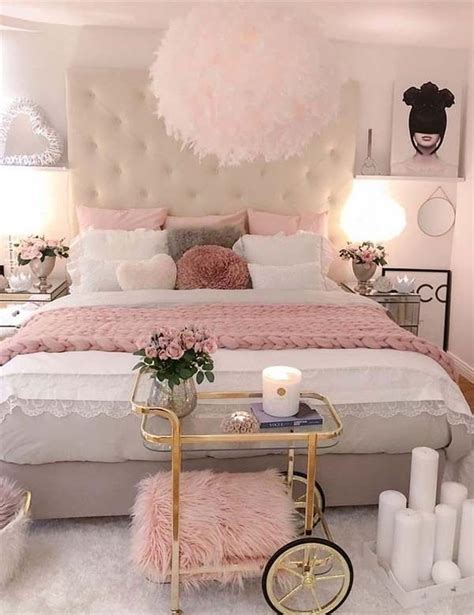 Feminine Adult Bedroom Pink bedroom design & decor ideas gallery