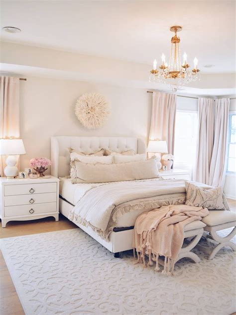 Feminine Romantic Bedroom bedroom design & decor ideas gallery
