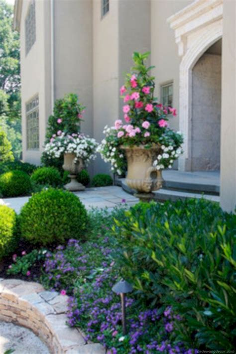 French Country Garden Design Ideas