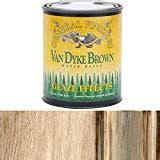 General Finishes PTVDB Glaze Effects, 1 Pint, Van Dyke Brown