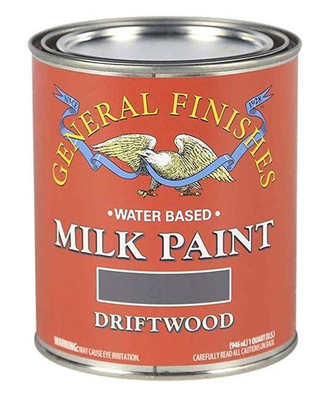 General Finishes QD Water Based Milk Paint, 1 Quart, Drift