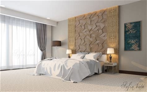Gold and White Master Bedroom bedroom design & decor ideas gallery