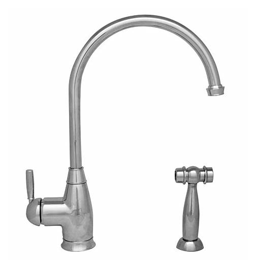 Gooseneck Kitchen Faucet kitchen design & decor ideas gallery