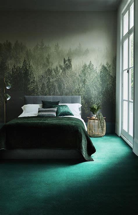 Green Bedroom Interior Design Ideas bedroom design & decor ideas gallery