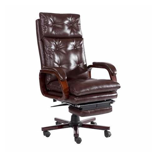 High Back Leather Executive Reclining Office Chair office design & decor ideas gallery