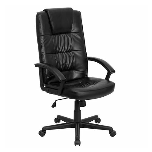 High Back Leather Office Chair office design & decor ideas gallery