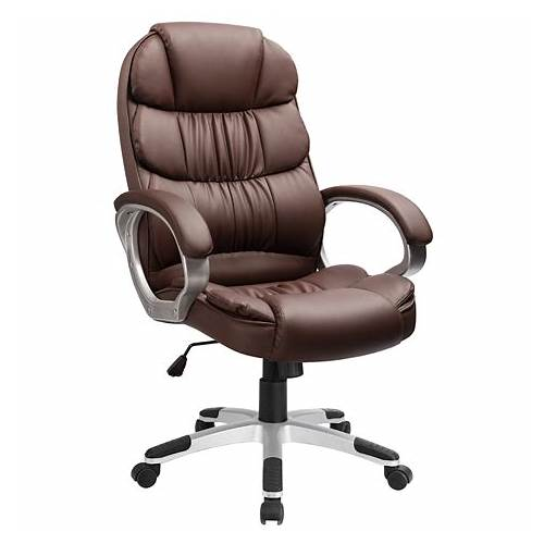 High Back Office Chair Brown office design & decor ideas gallery