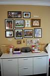 Home Office Gallery Wall office design & decor ideas gallery