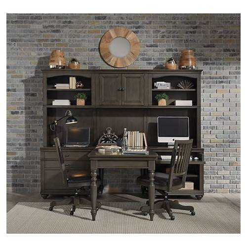 Home Office Wall Unit office design & decor ideas gallery