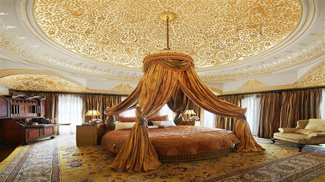 Indian Palace Bedroom bedroom design & decor ideas gallery