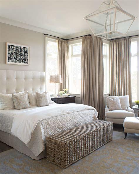 Ivory and Beige Bedroom bedroom design & decor ideas gallery