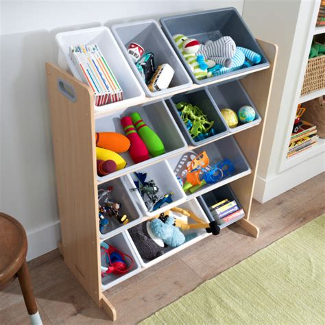 KidKraft Sort It And Store It Bin Unit -