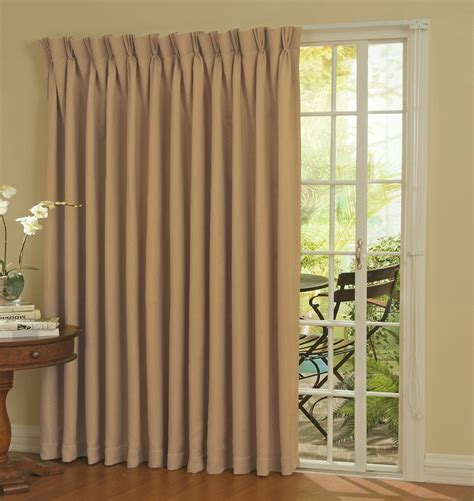 Kitchen Patio Door Curtains
