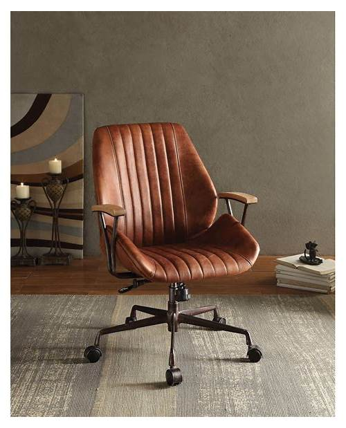 Leather Swivel Office Chair office design & decor ideas gallery