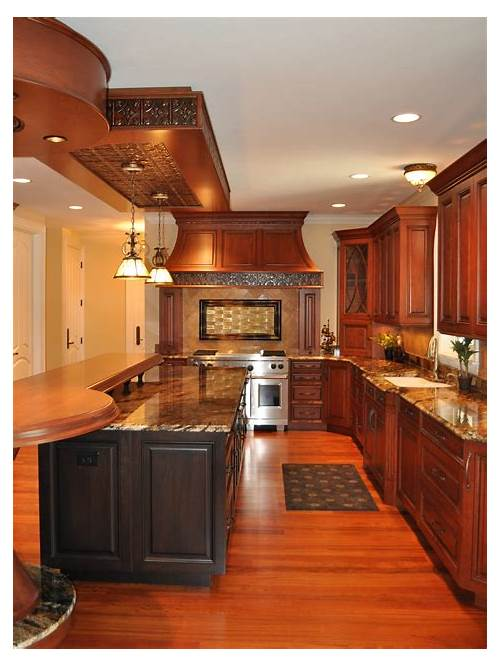 Long Narrow Kitchen Design Ideas kitchen design & decor ideas gallery