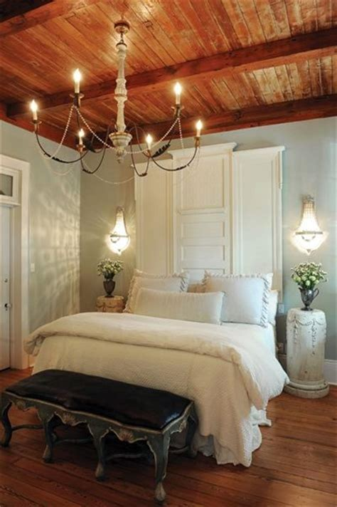 Master Bedroom Chandelier bedroom design & decor ideas gallery