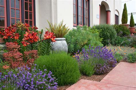 Mediterranean Garden Design garden design & decor ideas gallery