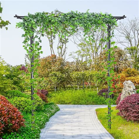 Metal Garden Arbors and Arches