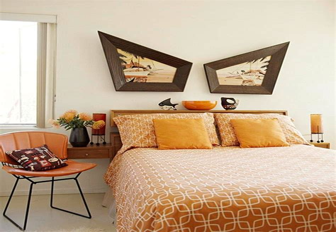Mid Century Bedroom Design bedroom design & decor ideas gallery