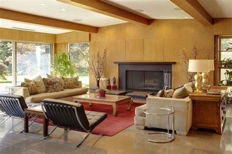 Mid Century Modern Living Room Ideas living room design & decor ideas gallery