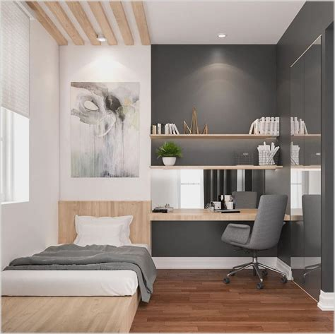 Minimalist Small Bedroom Design bedroom design & decor ideas gallery