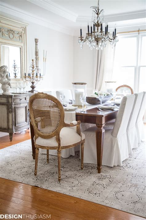 Modern French Country Dining Room dining room design & decor ideas gallery
