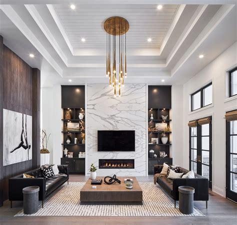 Modern High Ceiling Living Rooms living room design & decor ideas gallery