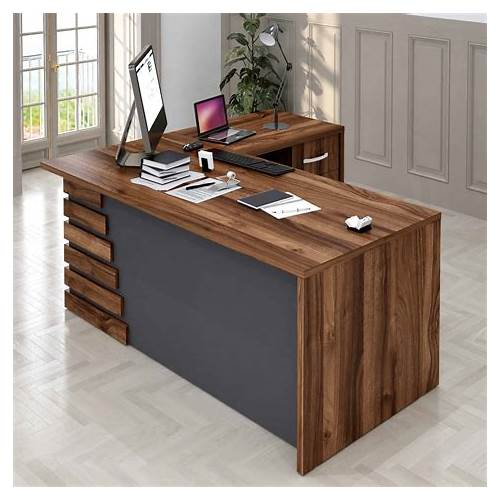 Modern Home Office Desks Furniture office design & decor ideas gallery