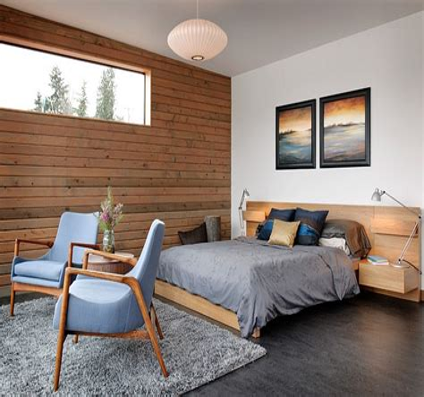 Modern Industrial Bedroom Design bedroom design & decor ideas gallery