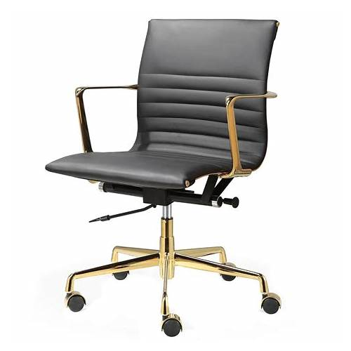 Modern Leather Office Chair office design & decor ideas gallery
