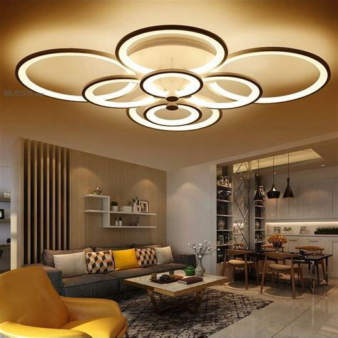 Modern Living Room Ceiling Lights living room design & decor ideas gallery
