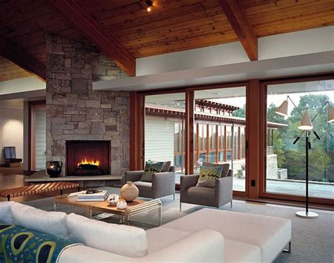 Modern Living Room Designs with Fireplaces living room design & decor ideas gallery