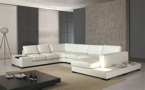 Modern Living Room with Sectional Sofa living room design & decor ideas gallery