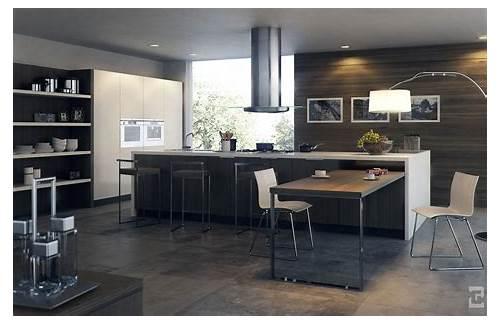 Modern Masculine Kitchen Design kitchen design & decor ideas gallery