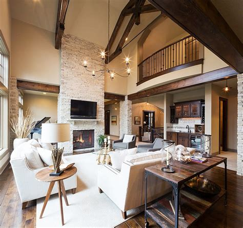 Modern Rustic Living Room Design Ideas living room design & decor ideas gallery