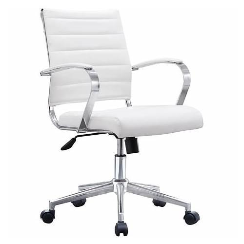 Modern White Office Chair office design & decor ideas gallery