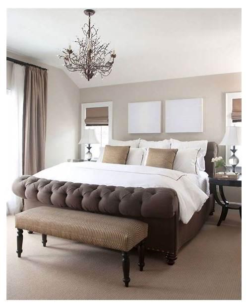 Neutral Master Bedroom bedroom design & decor ideas gallery