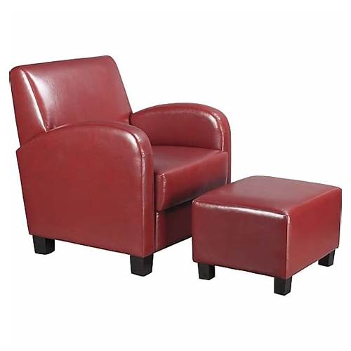 OSP Designs Leather Office Chair office design & decor ideas gallery