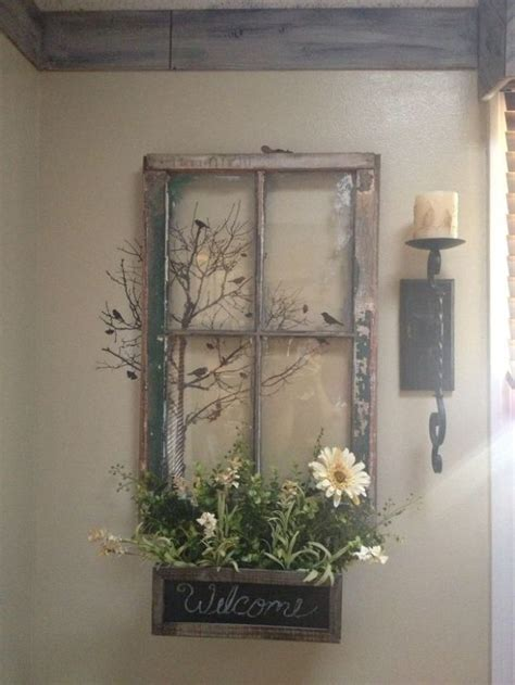 Old Window Frame Decorating Ideas home decor & decor ideas gallery