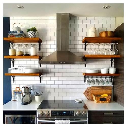 Open Shelving Kitchen kitchen design & decor ideas gallery