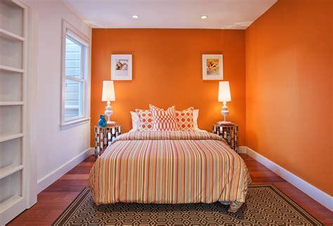 Orange Bedroom Color Ideas bedroom design & decor ideas gallery