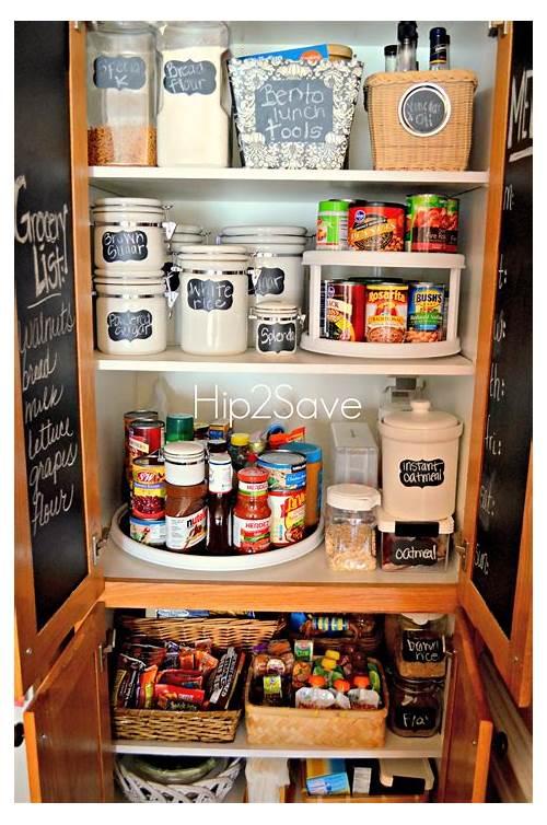 Organize Your Kitchen Pantry kitchen design & decor ideas gallery