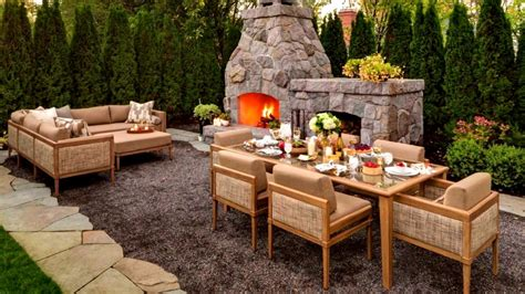 Outdoor Dining Patio Design Ideas