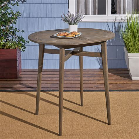 Outdoor Patio Bar Table