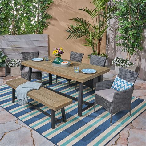 Outdoor Patio Dining Furniture