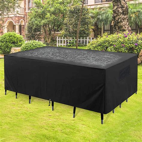 Outdoor Patio Furniture Covers Waterproof