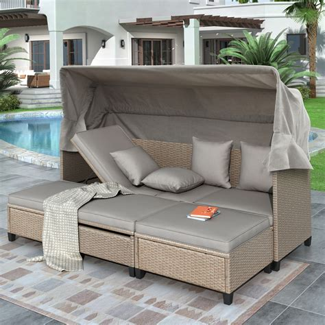 Outdoor Patio Furniture Daybed