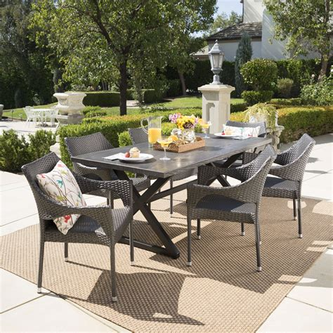 Outdoor Patio Furniture Dining Table