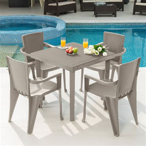 Outdoor Patio Table Chairs Sets